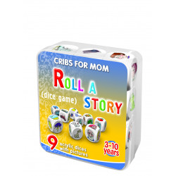 Roll a story (dice game)...