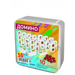 Настольная игра Домино (9...