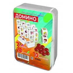 Настольная игра Домино (6...